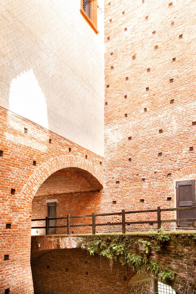 Mura della Corte Ducale