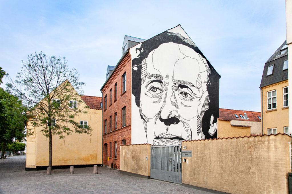 Murales di Andersen a Odense