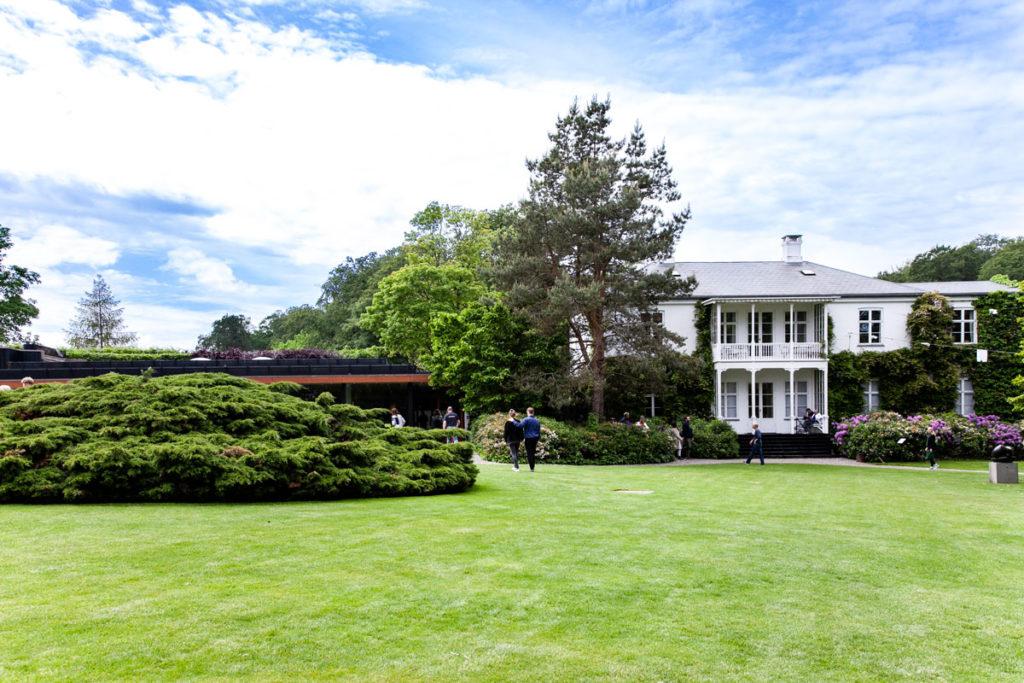 Museo Louisiana - Parco e Villa - Armonia tra natura e Architettura