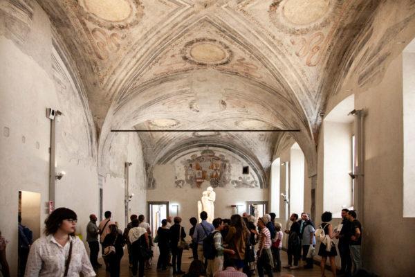 Museo Pietà Rondanini - dentro all'Ospedale Spagnolo del Castello Sforzesco