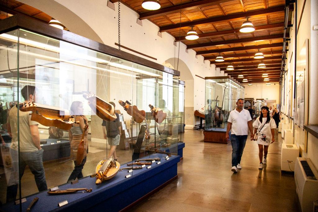 Museo degli strumenti musicali - Castello Sforzesco di Milano
