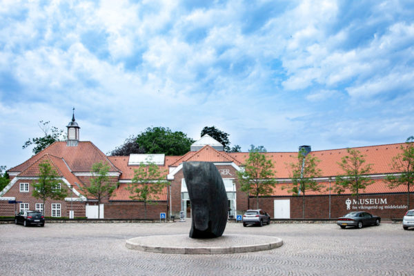 Museo dei Vichinghi di Ribe - Facciata Esterna