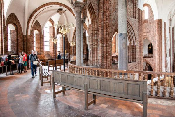 Museo della Cattedrale al Piano Superiore - Cattedrale di Roskilde