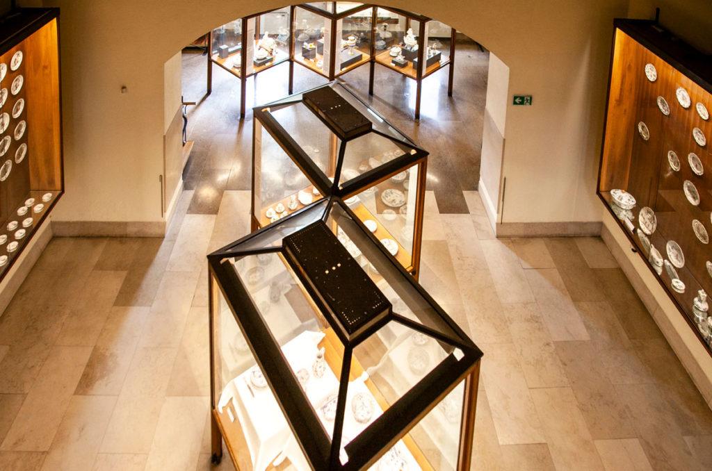 Museo delle Arti Decorative - Ceramiche e maioliche del rinascimento
