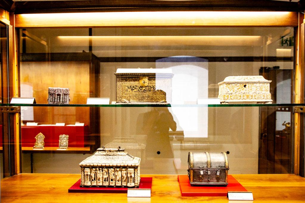Museo delle Arti decorative - Scrigni