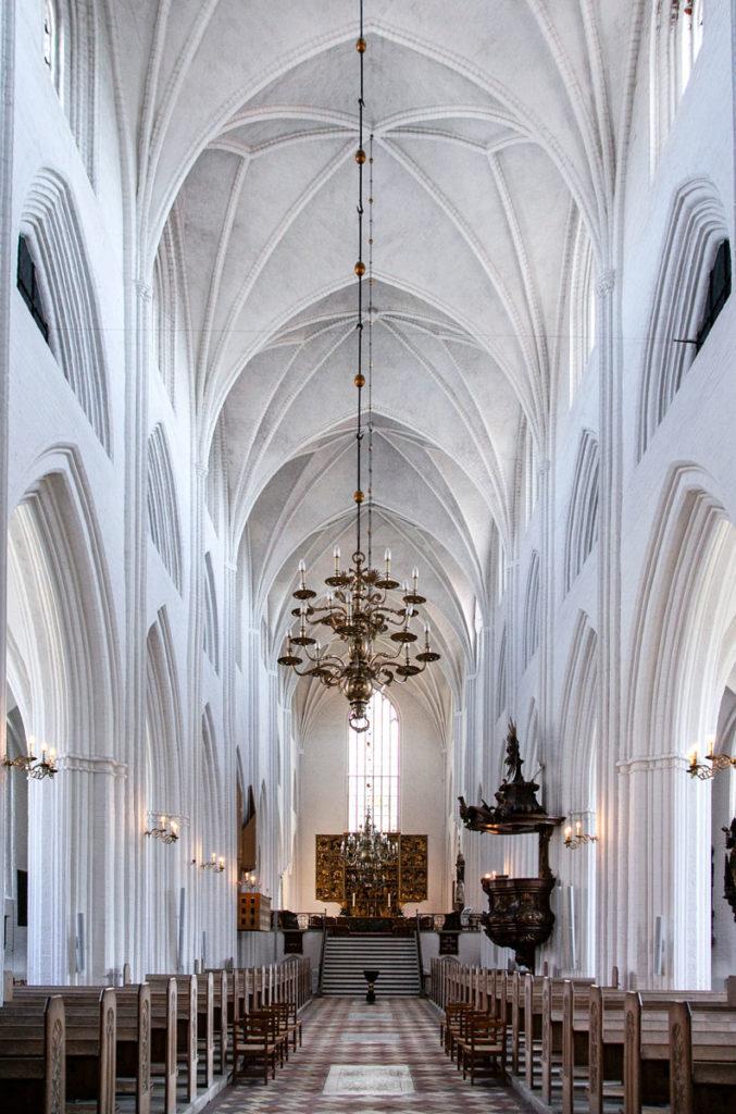 Navata Centrale Cattedrale di San Canuto