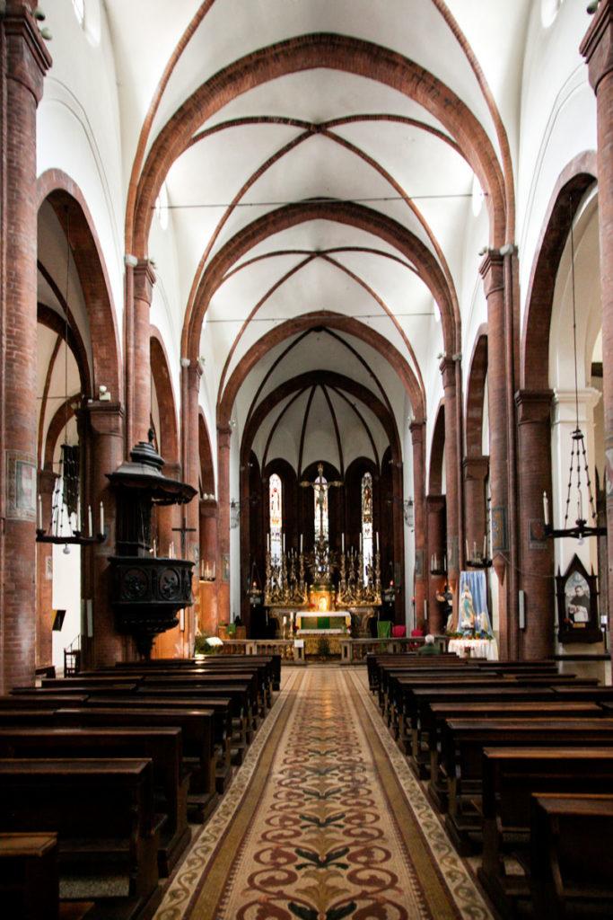 Navata Interna della Chiesa di San Domenico