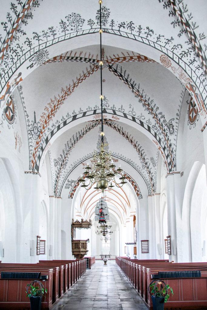 Navata Interna della Stege Kirke