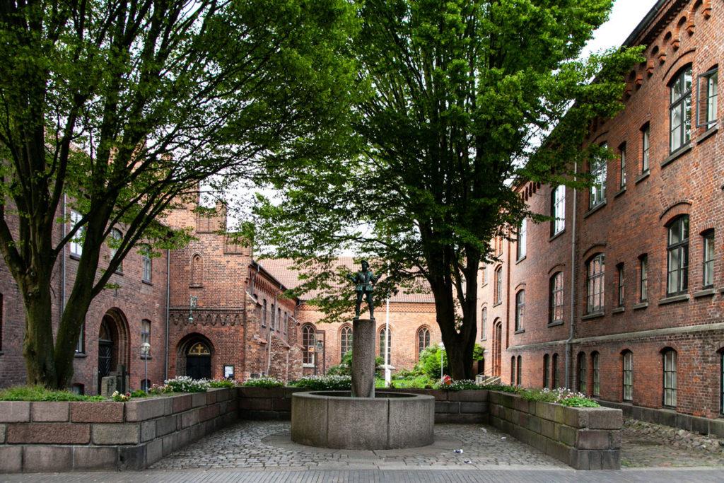 Odense - Sede dell'ex Ospedale Cittadino e Psichiatrico