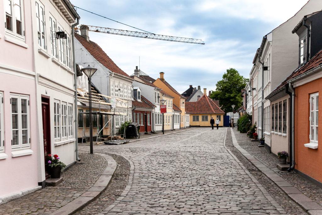 Odense - Vicoli del Centro Storico