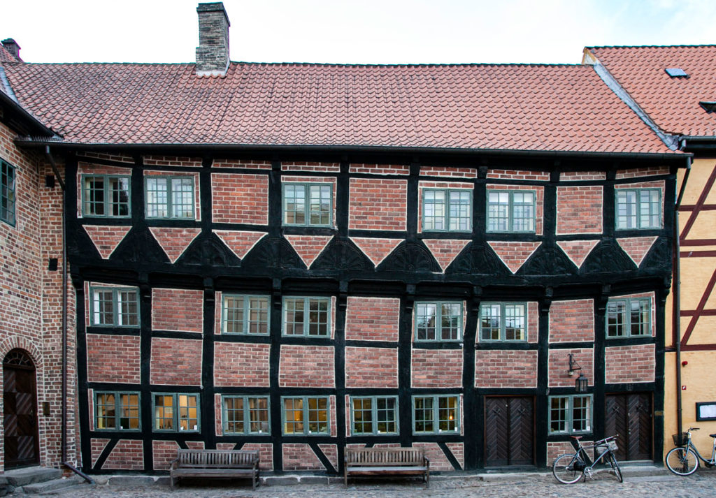 Oluf Bagers Gard - 1586 - Edificio storico di Odense