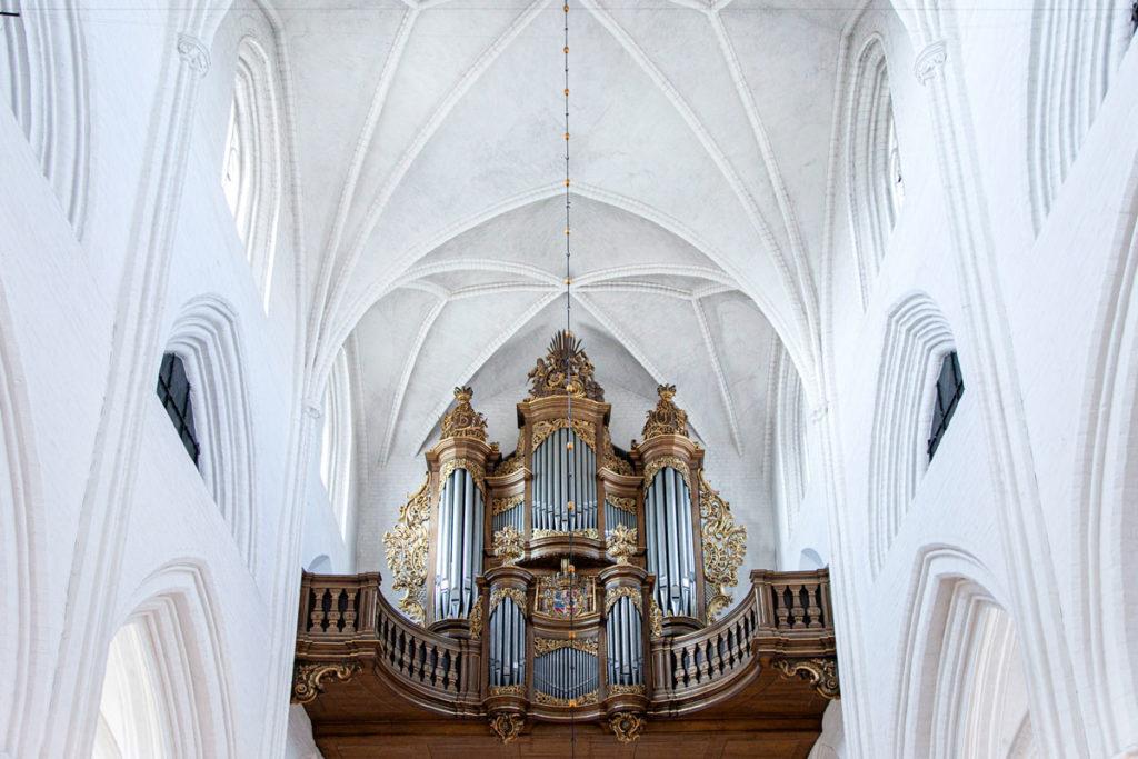 Organo della Cattedrale di San Canuto