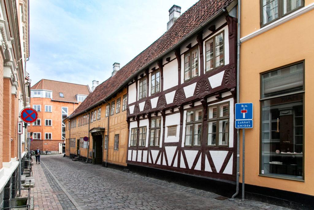 Ospizio dei Poveri - vecchia scuola di Andersen