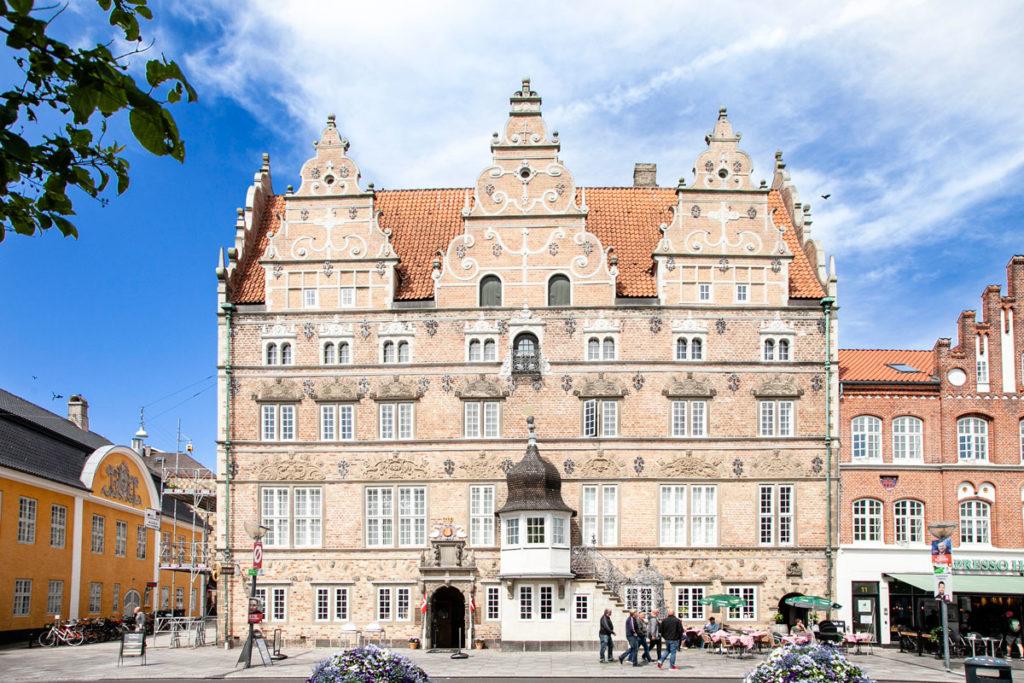 Palazzo Jens Bangs Stenhus - 1624 - Aalborg