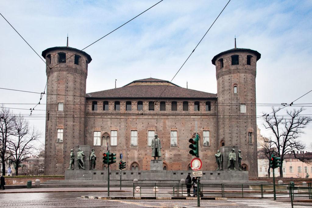 Palazzo Madama e Casaforte degli Acaja - Patrimonio UNESCO di Torino