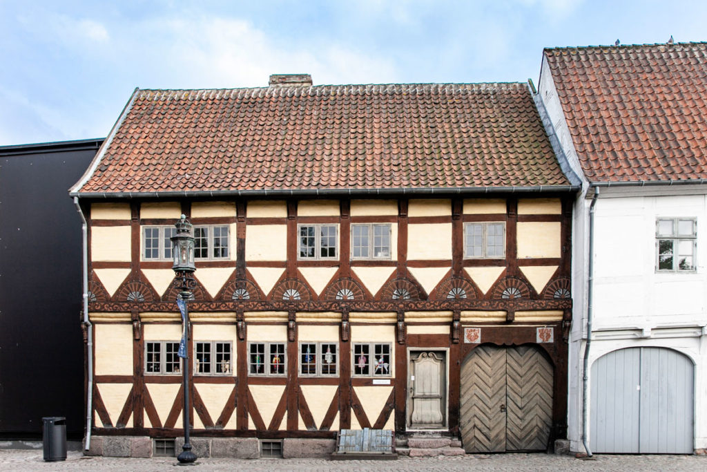 Palazzo Osterbyes Gaard del 1631 - Odense