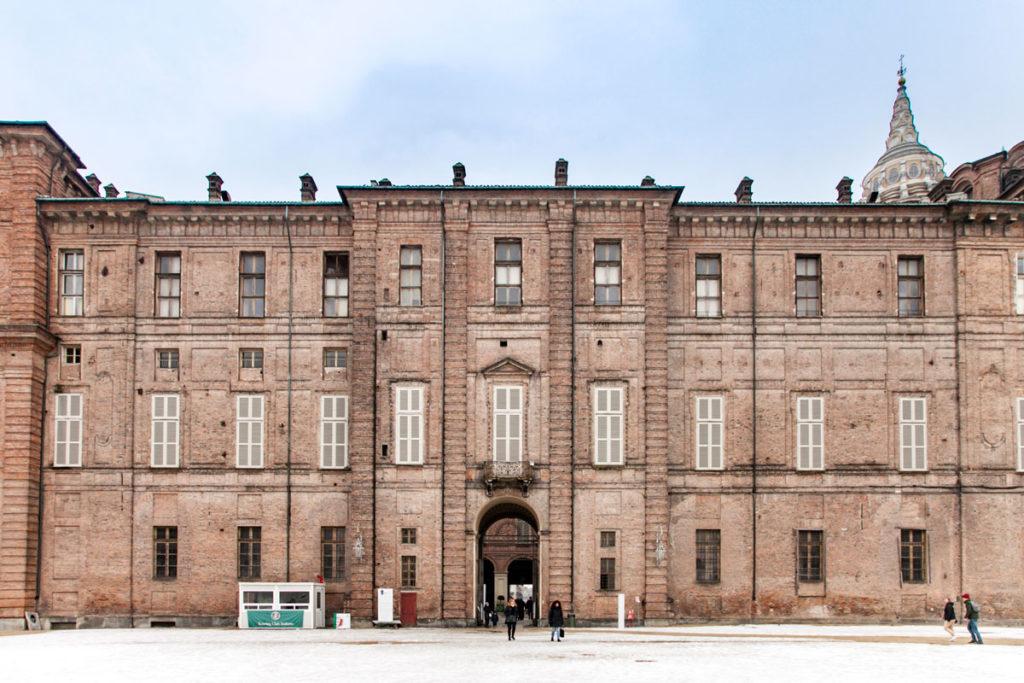 Palazzo Reale di Torino - Patrimonio UNESCO