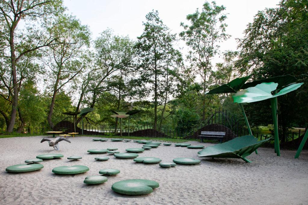 Parco Monks Mose - Giochi per Bambini con aspetti della natura