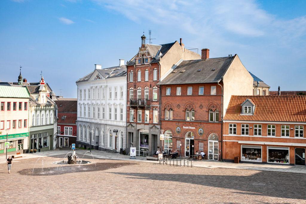 Piazza Principale di Svendborg