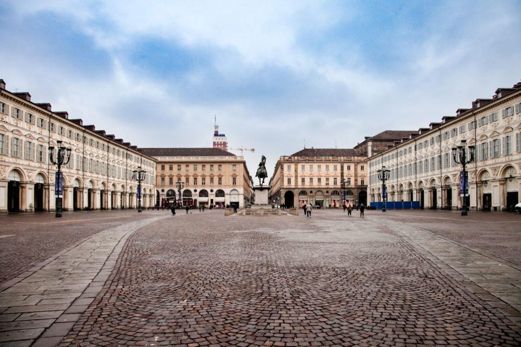Piazza San Carlo - Cosa Vedere a Torino