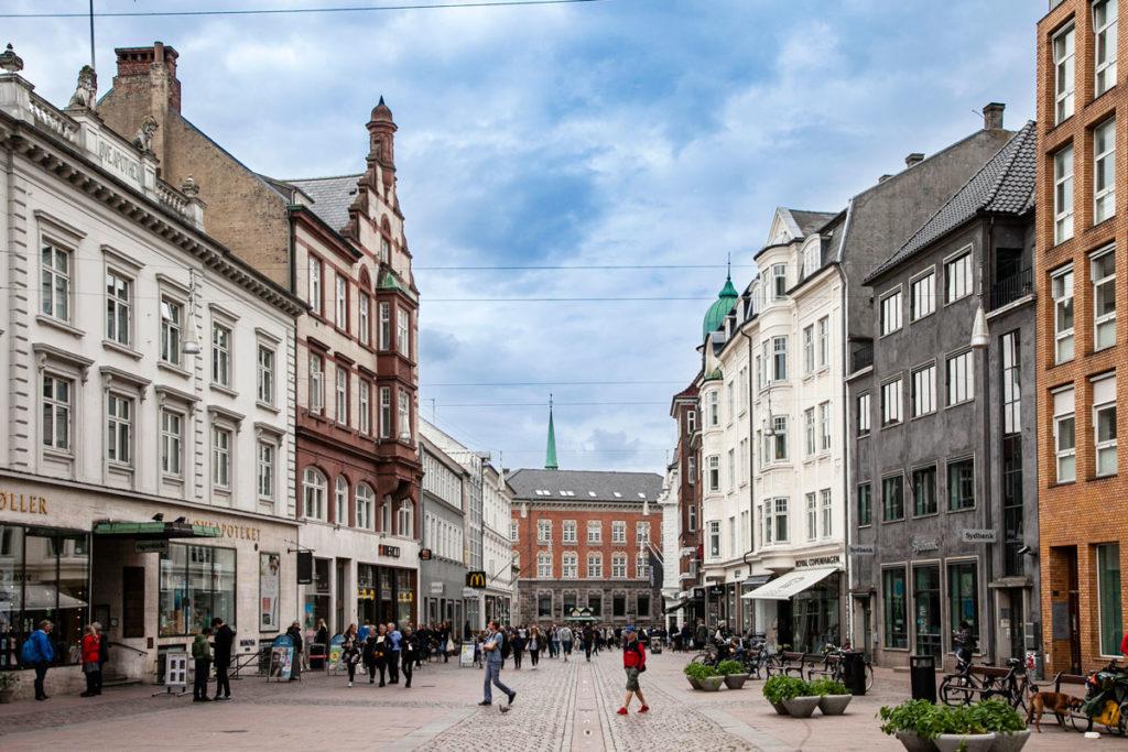 Piazza Store Torv di Aarhus