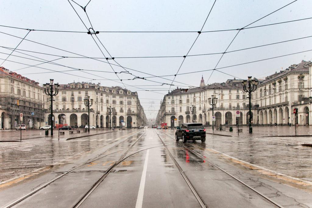 Piazza Vittorio Veneto - Torino