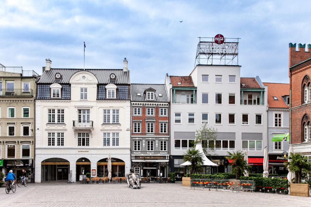Piazza del Municipio di Odense