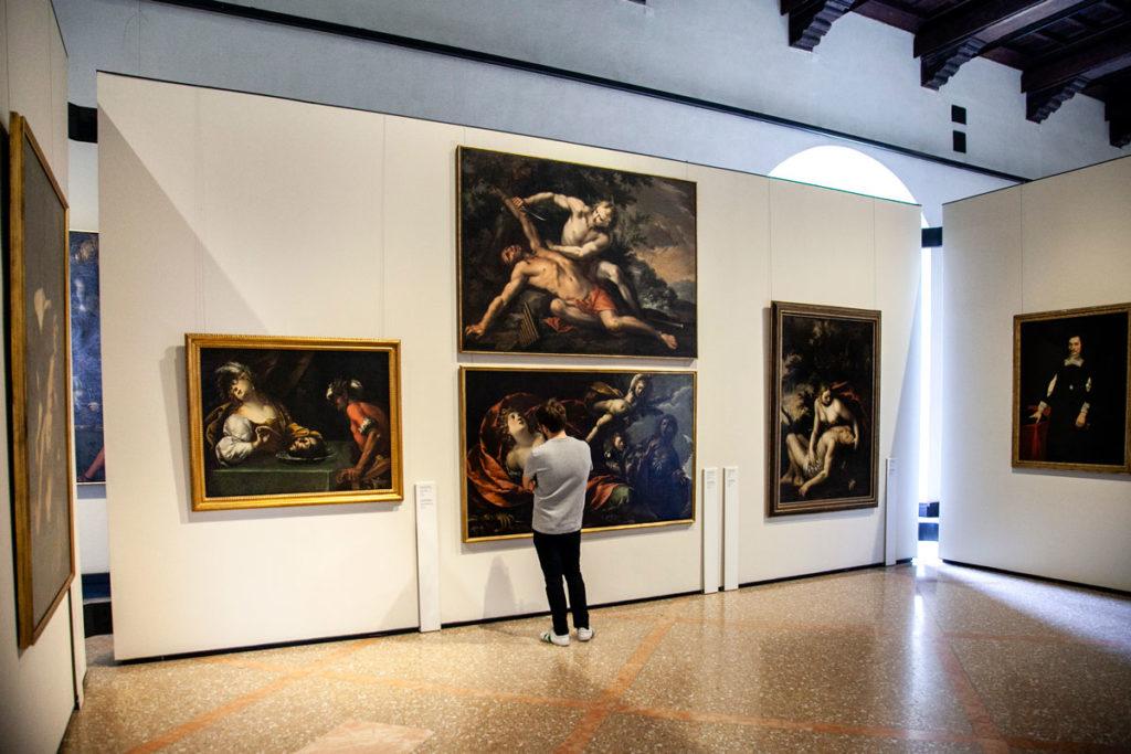 Pinacoteca del Castello Sforzesco di Milano