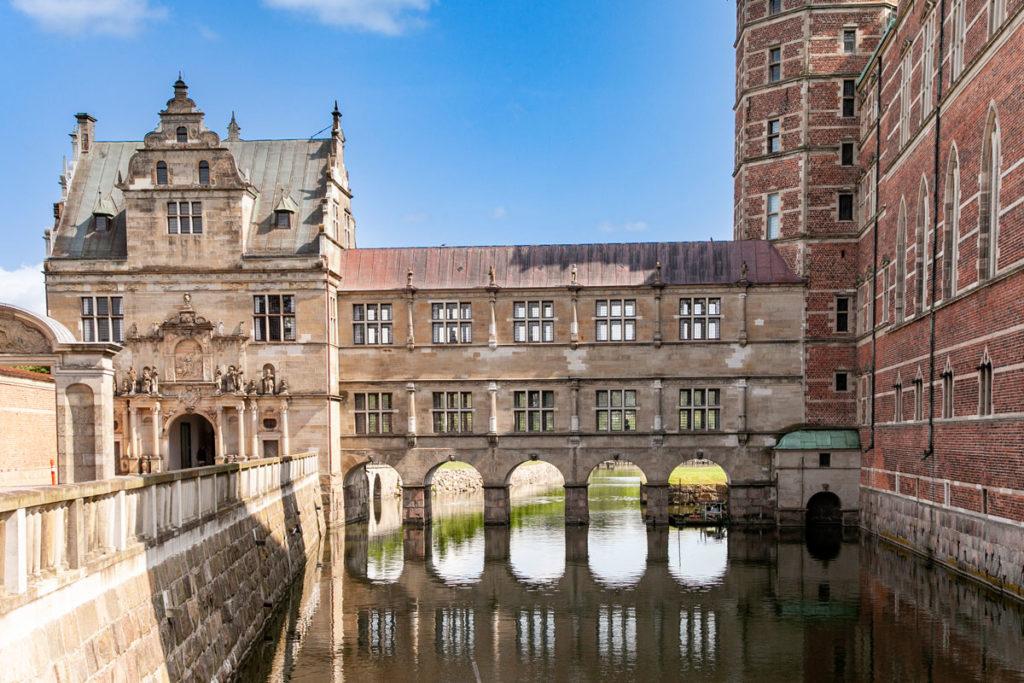 Ponte Coperto del Frederiksborg Slot