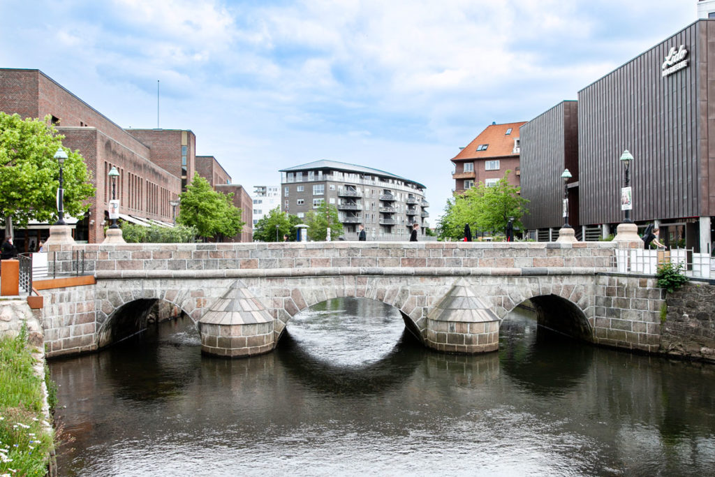Ponte Sonderbro del 1804