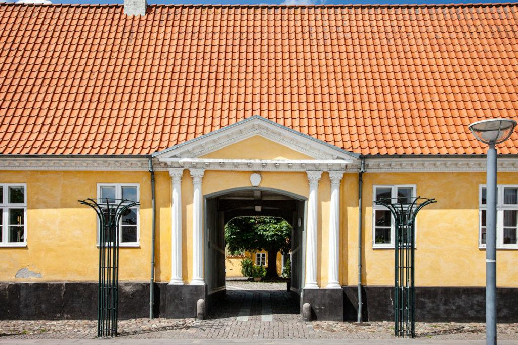 Porta sul Kammerradgeran - Stege