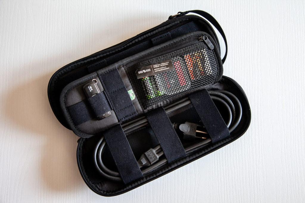 Power Packer - Astuccio per Piccoli Oggetti e Tecnologia