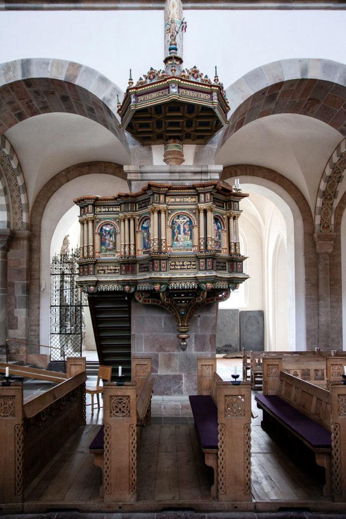 Pulpito della Cattedrale - Fine Cinquecento