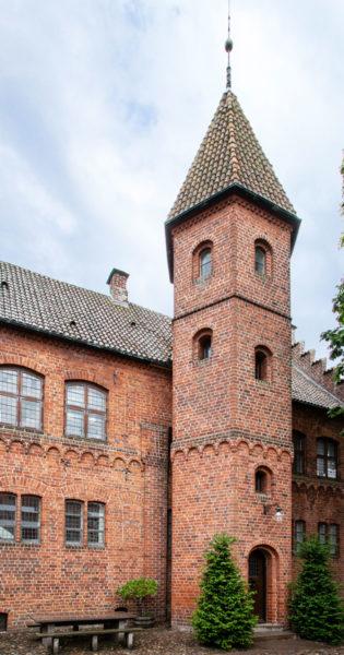 Quartiere storico di Ribe - Palazzo Taarnborg