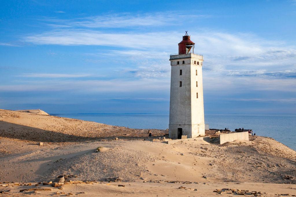 Rubjerg Knude - Faro abbandonato nello Jutland
