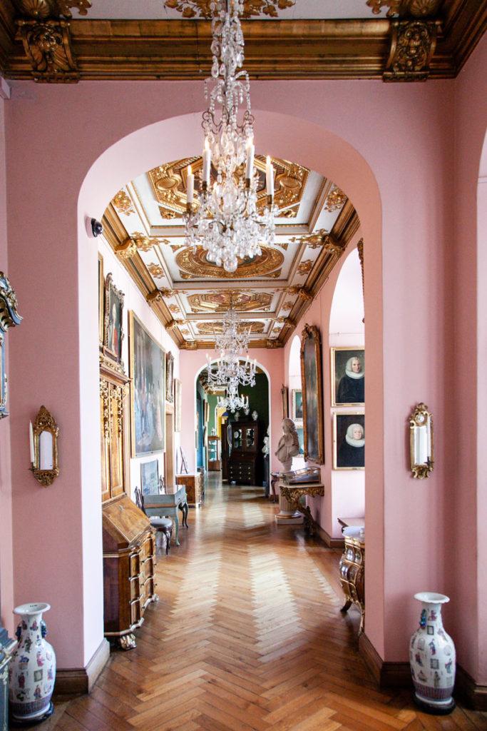 Sala Rosa del Castello