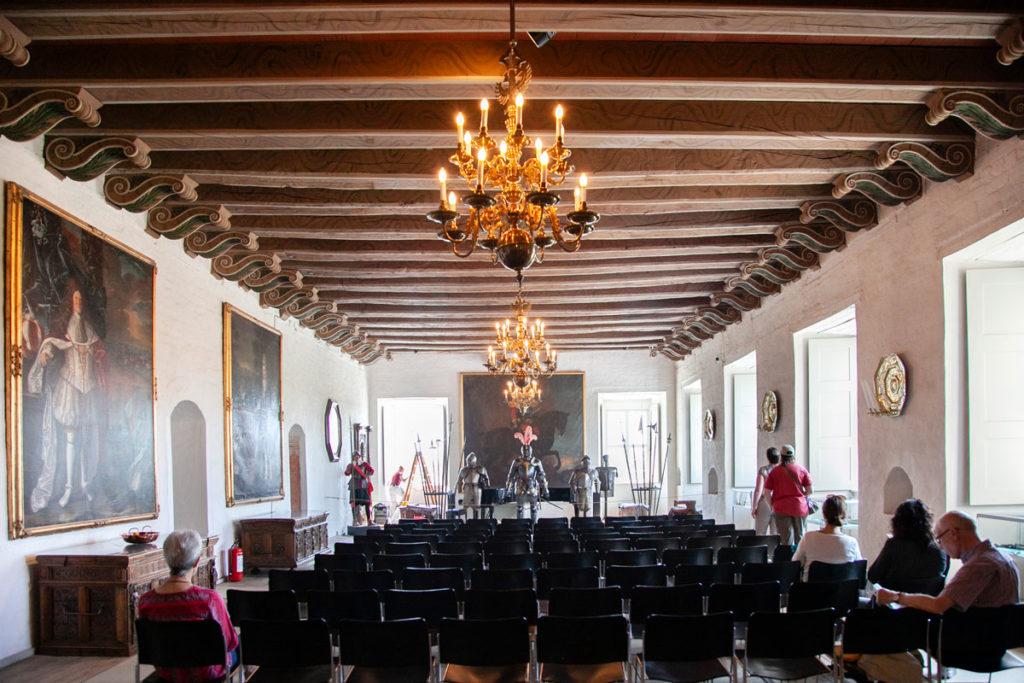 Sala del Banchetto - Castello di Egeskov