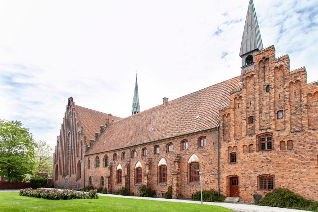 Sankt Mariae Kirke e Karmeliterklostret