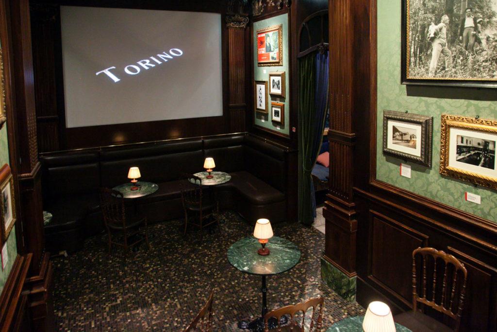 Set Ricostruiti dentro al museo nazionale del cinema - Torino