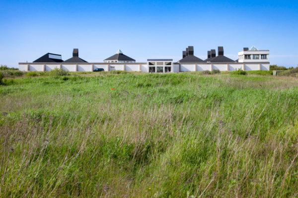 Skagen Odde Nature Centre - Centro Naturale progettato da Utzon