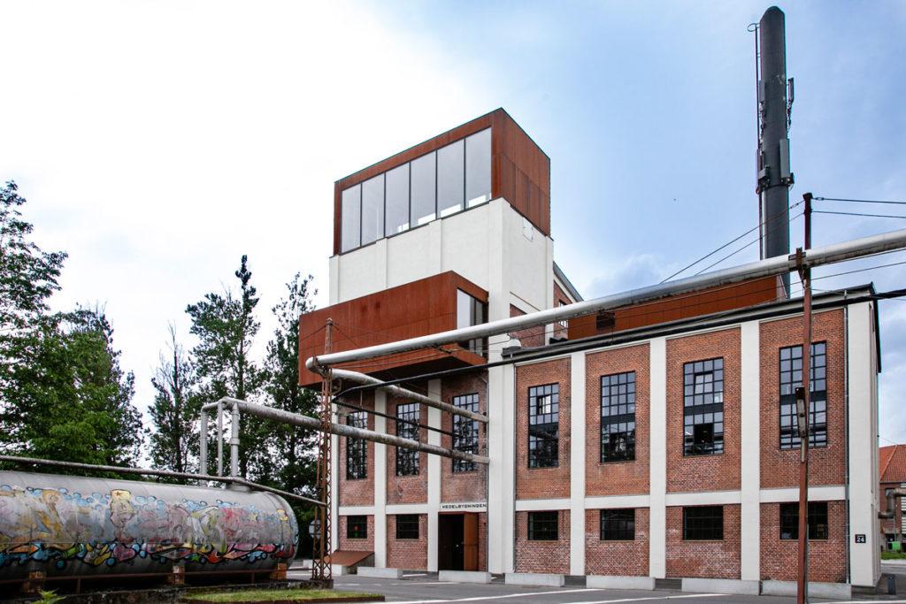 Spinderihallerne - Quartiere Museale nel Vecchio Cotonificio di Vejle
