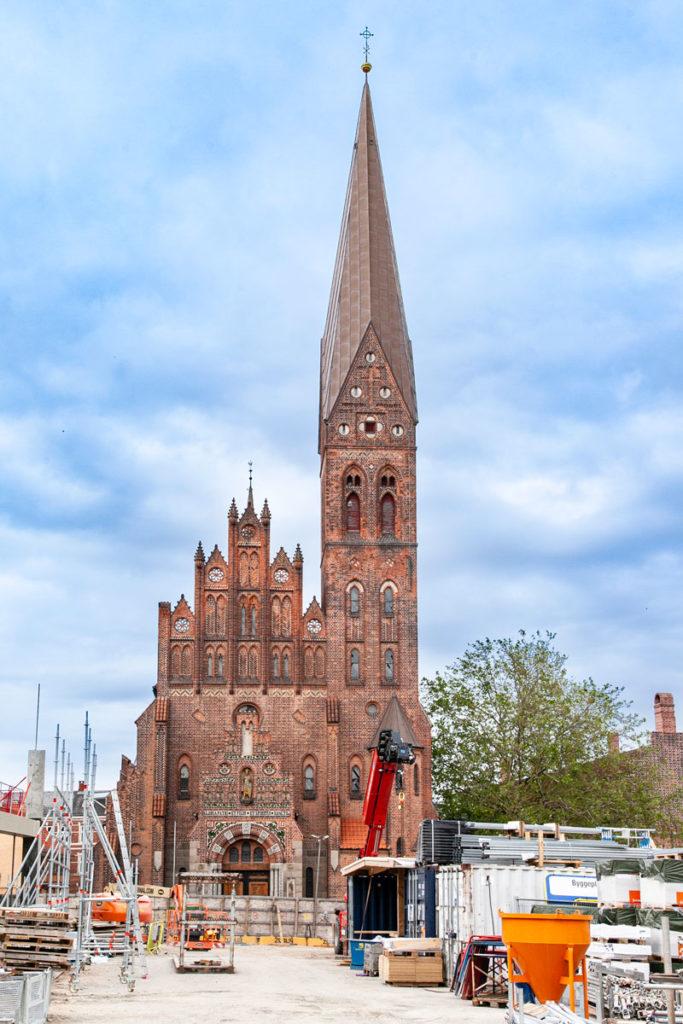 St. Alban - Chiesa Cattolica di Odense del XX secolo