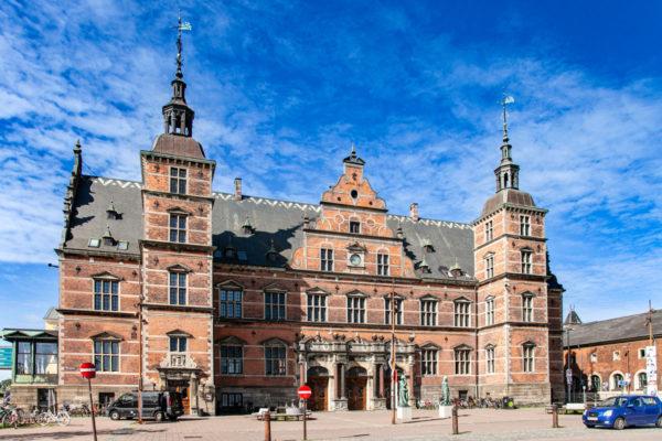 Stazione di Helsingør - XIX secolo