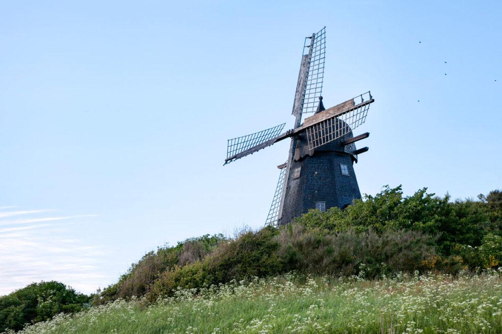 Stenvad Molle - Mulino nello Jutland del Nord