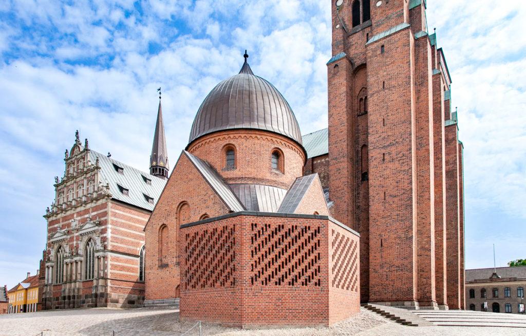Tomba Esterna di Federico IX - Cattedrale di Roskilde