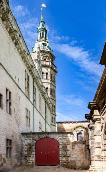 Torre Principale del Castello di Amleto