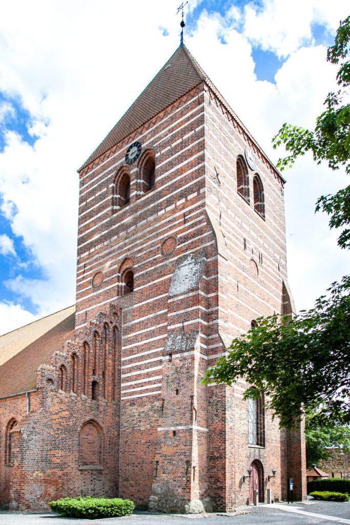Torre della Stege Kirke - Isola di Mon