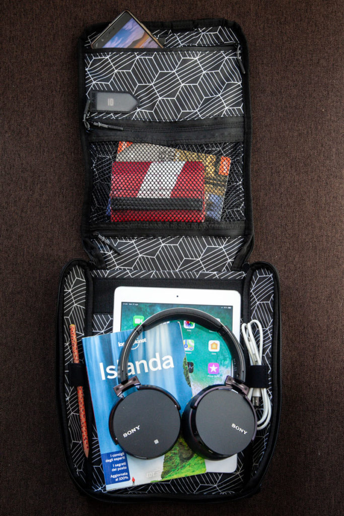 Travel Packer - Organizer da viaggio modulare e dinamico - Custodia per Accessori