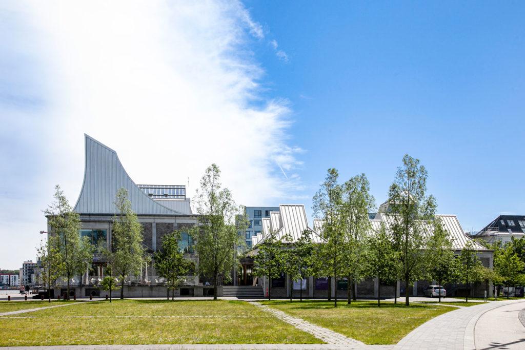 Utzoncenter - museo su architettura e design