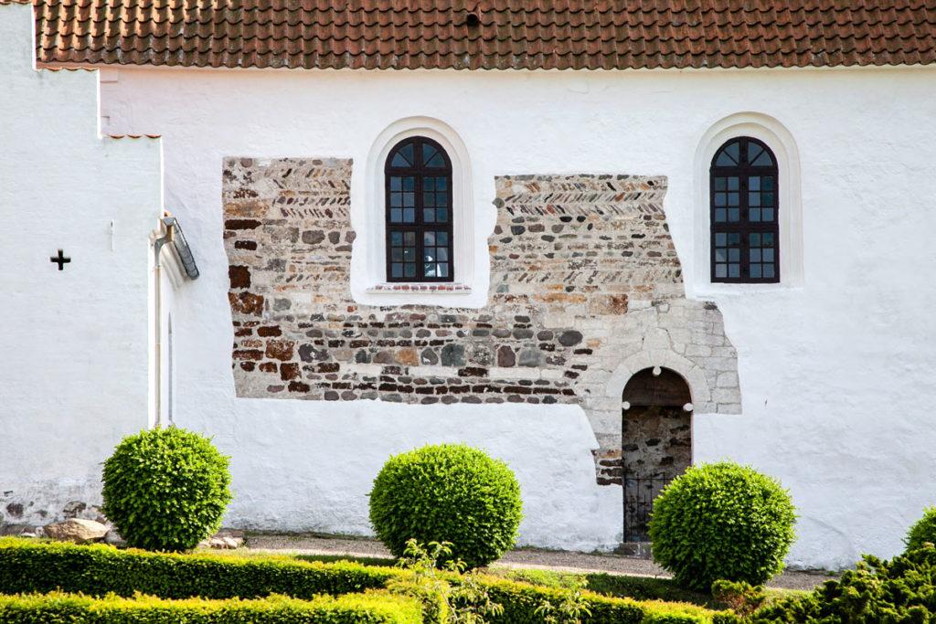 Vecchi Ingressi della Elmelunde Kirke